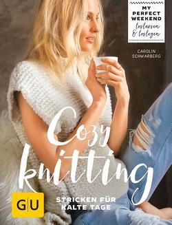 Cozy knitting von Schwarberg,  Carolin