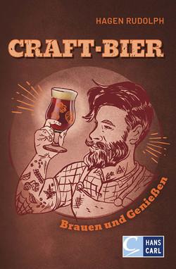 Craft-Bier brauen und genießen von Rudolph,  Hagen