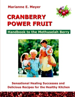 Cranberry Power Fruit von Meyer,  Marianne E.