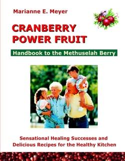 Cranberry Power Fruit von Meyer,  Marianne E.