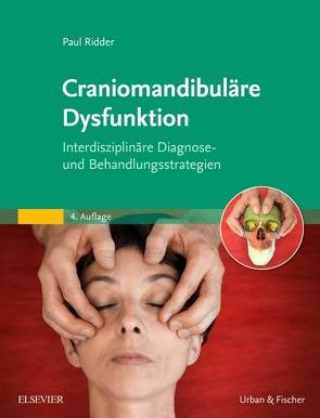 Craniomandibuläre Dysfunktion von Ridder,  Paul