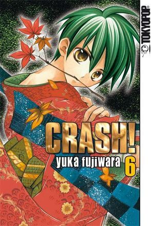 Crash! 06 von Fujiwara,  Yuka