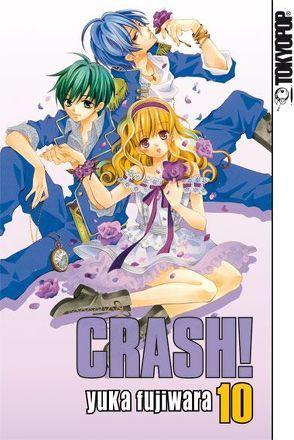 Crash! 10 von Fujiwara,  Yuka
