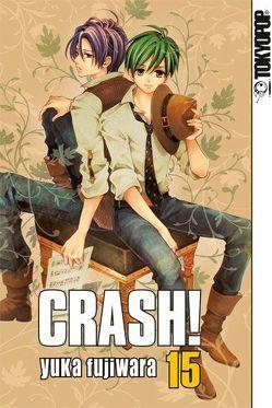 Crash! 15 von Fujiwara,  Yuka