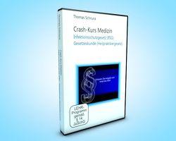 Crash Kurs Medizin von Sandrowski,  Werner, Schnura,  Thomas