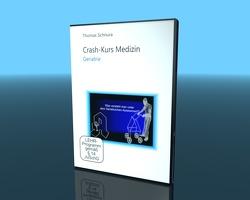 Crash Kurs Medizin: Geriatrie von Sandrowski,  Werner, Schnura,  Thomas