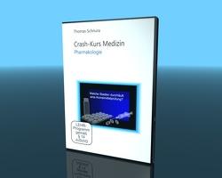 Crash-Kurs Medizin Pharmakologie von Sandrowski,  Werner, Schnura,  Thomas