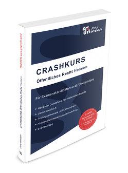 CRASHKURS Öffentliches Recht – Hessen von Kues,  Dirk