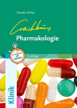Crashkurs Pharmakologie von Dellas,  Claudia