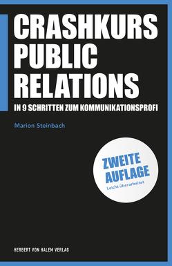 Crashkurs Public Relations von Steinbach,  Marion