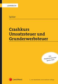 Crashkurs Umsatzsteuer und Grunderwerbsteuer von Spilker,  Bettina