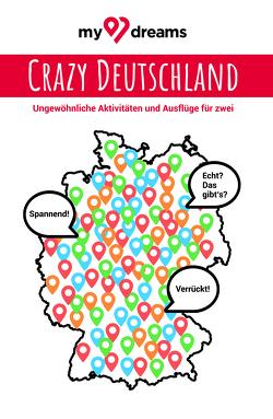 Crazy Deutschland von Heinle,  Carola