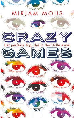 Crazy Games von Kiefer,  Verena, Mous,  Mirjam