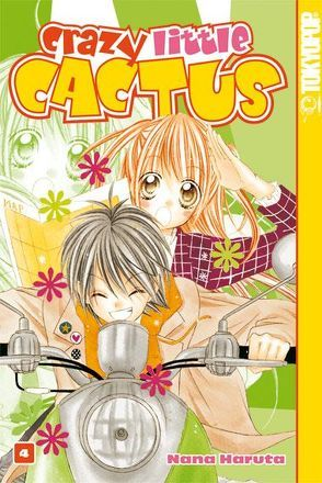 Crazy Little Cactus 04 von Haruta,  Nana
