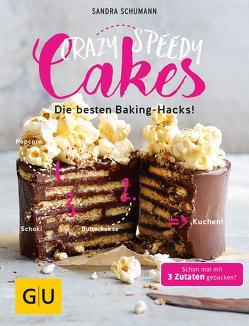 Crazy Speedy Cakes von Schumann,  Sandra