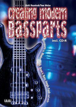 Creating Modern Bassparts von Reznicek,  Jäcki, Weise,  Tom