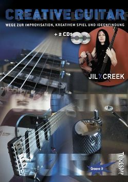 Creative Guitar von Creek,  Jil Y., Tunesday Records Musikverlag