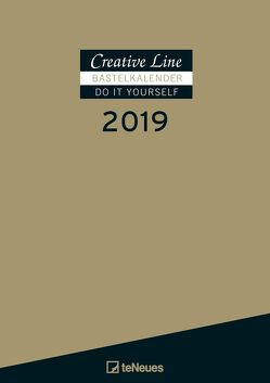 Creative Line gold 2019