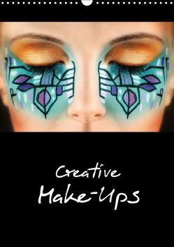 Creative Make-Ups 2018 (Wandkalender 2018 DIN A3 hoch) von :: Fotodesign / www.hetizia.at,  HETIZIA