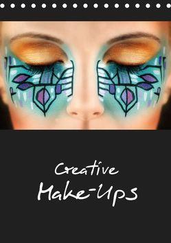 Creative Make-Ups 2019 (Tischkalender 2019 DIN A5 hoch) von :: Fotodesign / www.hetizia.at,  HETIZIA