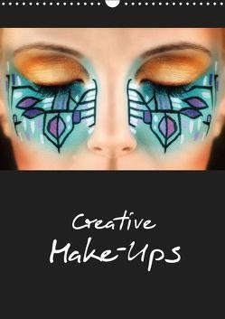 Creative Make-Ups 2019 (Wandkalender 2019 DIN A3 hoch) von :: Fotodesign / www.hetizia.at,  HETIZIA