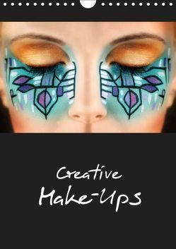 Creative Make-Ups 2019 (Wandkalender 2019 DIN A4 hoch) von :: Fotodesign / www.hetizia.at,  HETIZIA