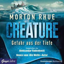 Creature von Radenkovic,  Aleksander, Rhue,  Morton, von Schweder-Schreiner,  Nicolai