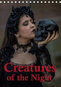 Creatures of the Night – Menschen in der Nacht (Tischkalender 2018 DIN A5 hoch) von Will,  Hans
