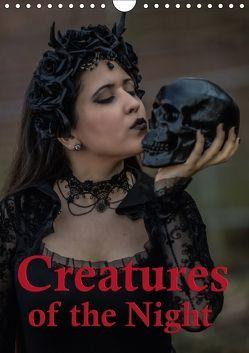 Creatures of the Night – Menschen in der Nacht (Wandkalender 2018 DIN A4 hoch) von Will,  Hans