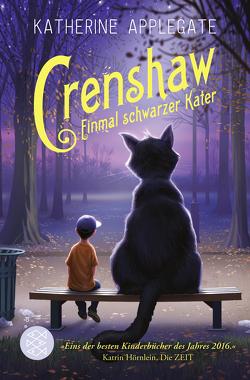 Crenshaw – Einmal schwarzer Kater von Applegate,  Katherine, Jakobeit,  Brigitte
