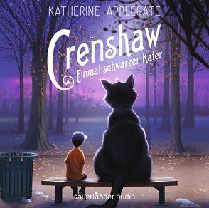 Crenshaw – Einmal schwarzer Kater von Applegate,  Katherine, Jakobeit,  Brigitte, Kauffels,  Dirk, Koffler,  Hanno