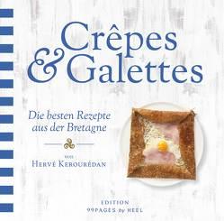 Crêpes & Galettes von Kerourédan,  Hervé