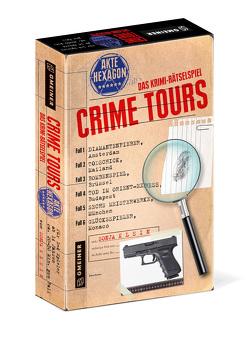 Crime Tours – Akte Hexagon von Klein,  Sonja
