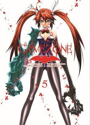 Crimezone von Yamamoto,  Kenji