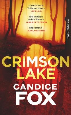 Crimson Lake von Fox,  Candice, O'Brien,  Andrea, Wörtche,  Thomas
