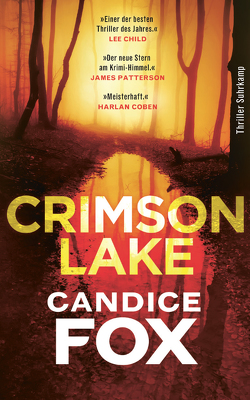 Crimson Lake von Fox,  Candice, O'Brien,  Andrea, Wörtche,  Thomas
