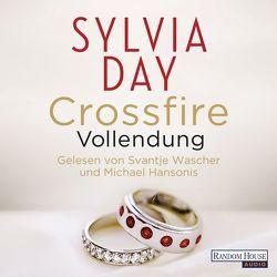 Crossfire. Vollendung von Day,  Sylvia, Hansonis,  Michael, Hölsken,  Nicole, Wascher,  Svantje