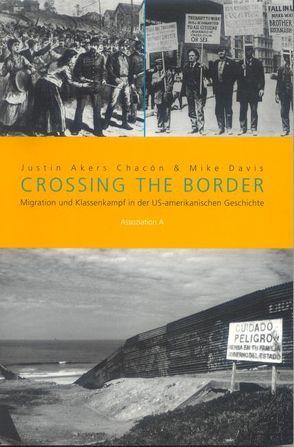 Crossing the Border von Akers Chacón,  Justin, Becker,  Matthias, Davis,  Mike, Schroeder,  Hanna