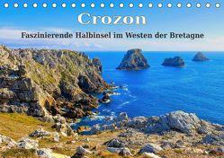 Crozon – Faszinierende Halbinsel im Westen der Bretagne (Tischkalender 2019 DIN A5 quer) von LianeM,  k.A.