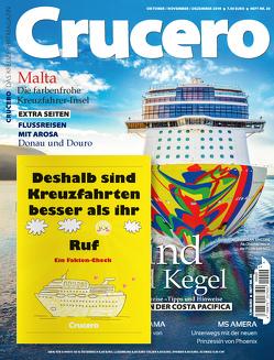 Crucero – Das Kreuzfahrtmagazin, Heft 20