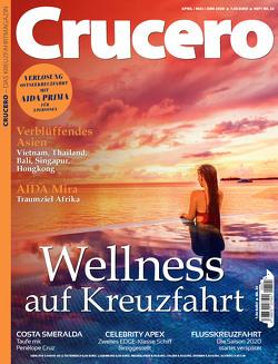 Crucero – Das Kreuzfahrtmagazin, Heft 22