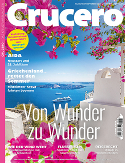 Crucero – Das Kreuzfahrtmagazin, Heft 26