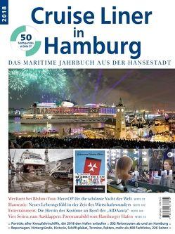 Cruise Liner in Hamburg 2018 von Wassmann,  Werner