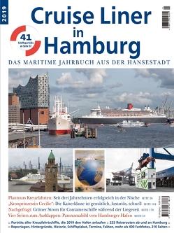 Cruise Liner in Hamburg 2019 von Wassmann,  Werner