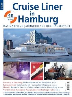 Cruise Liner in Hamburg 2020 von Wassmann,  Werner