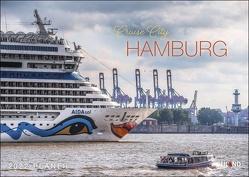 CruiseCity Hamburg Kalender 2022 von Eiland