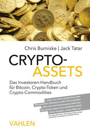 Cryptoassets von Burniske,  Chris, Tatar,  Jack