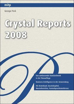 Crystal Reports 2008 von Peck,  George