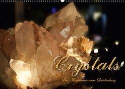 Crystals – Kristallmuseum Riedenburg (Wandkalender 2018 DIN A2 quer) von Portenhauser,  Ralph