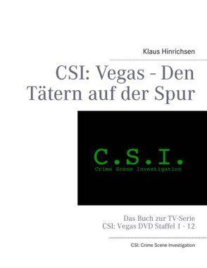 CSI: Vegas – Den Tätern auf der Spur von Hinrichsen,  Klaus